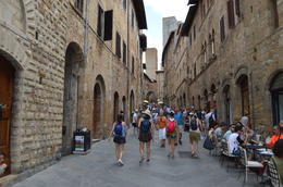 SAn Gimignano , MIGUEL G - August 2017