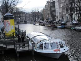 Amsterdam Canal Tour, Ravindra M - April 2010