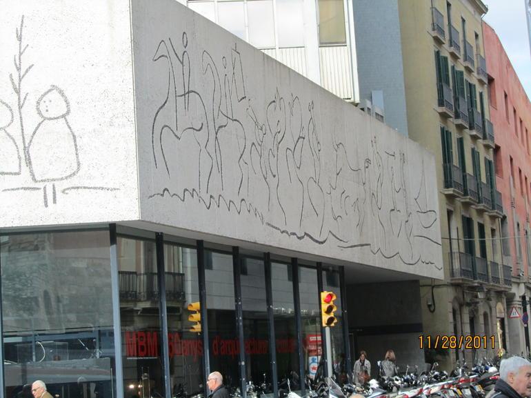Barcelona - Picasso Art - Barcelona