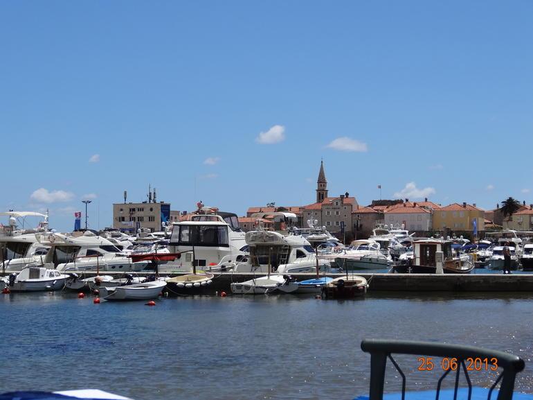 Budva, centro turistico de vacaciones. - Dubrovnik