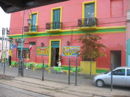 Colorful building in La Boca neighborhood., Bandit - June 2012