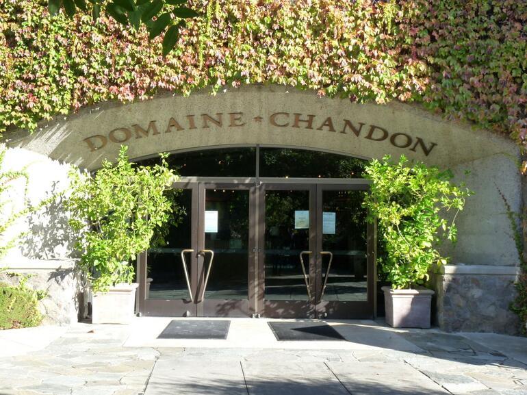 Domaine Chandon - Napa & Sonoma