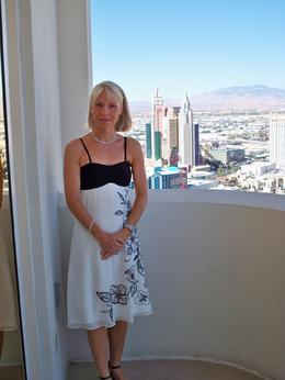 On the 37th floor of the MGM Signature, with spectacular views, Peter D - August 2009