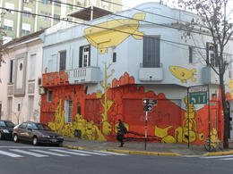 House in Buenos Aires., Bandit - October 2012