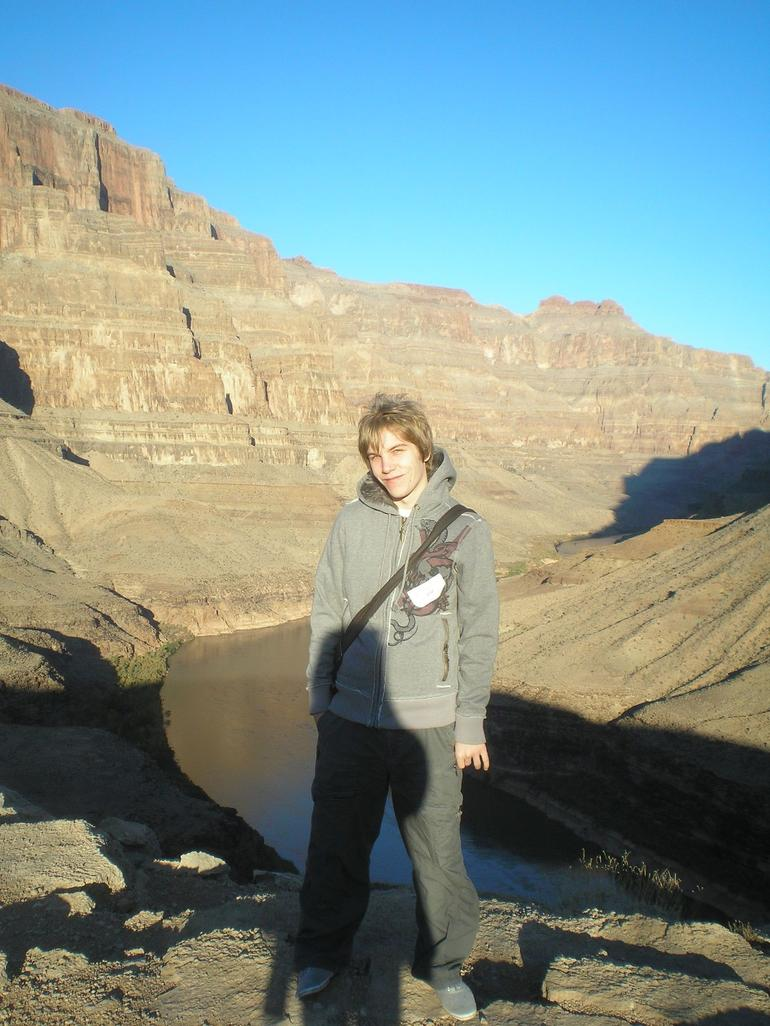 James @ The Landing - Grand Canyon - Las Vegas