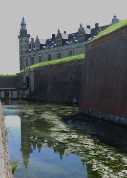 Kronborg Castle , Nancy B - September 2015