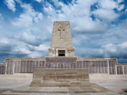 A visit to Australia's memorial at Gallipoli, Lone Pine. , Ashley B - July 2015