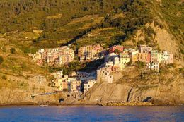 Manarola View , Nitipon S - November 2015