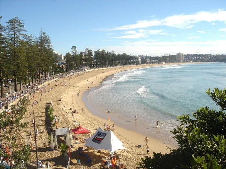 Manly Beach - Sydney