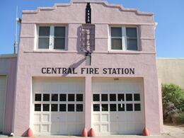Fire Station, Balti-most - September 2010