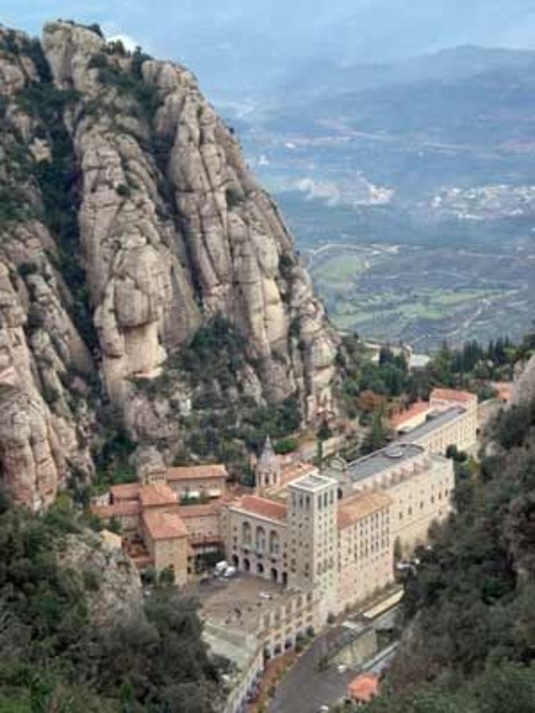 Montserrat Basilica - Barcelona