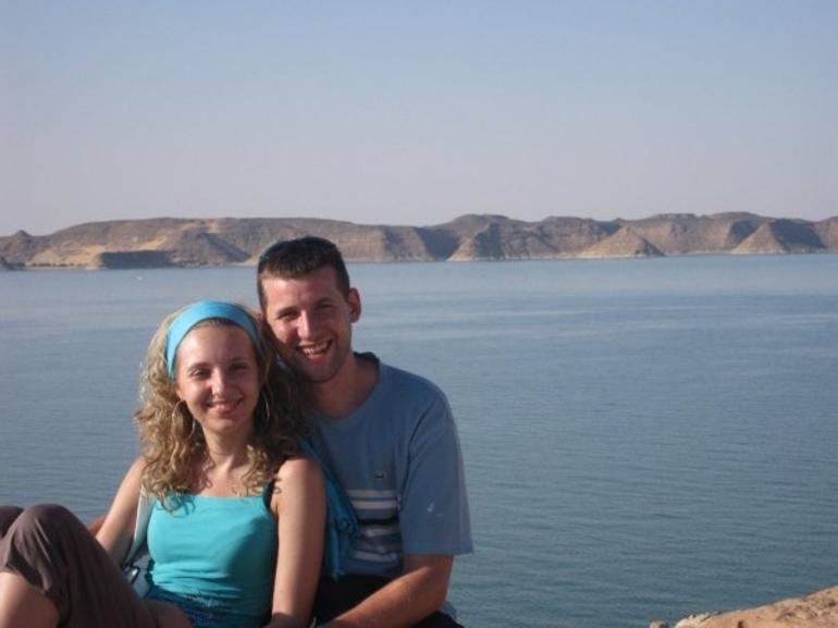 Nasser Lake - Aswan