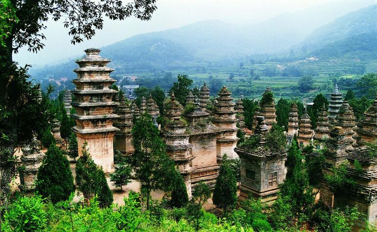 Pagodas - Xian