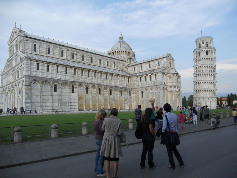Pisa - Rome