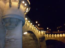 A romantic river cruise along the Seine River. A beautiful way to see the city by night!, Tatiana Tania O - October 2010