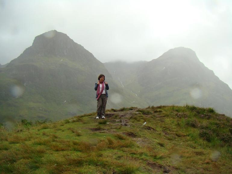 The Highlands - Edinburgh