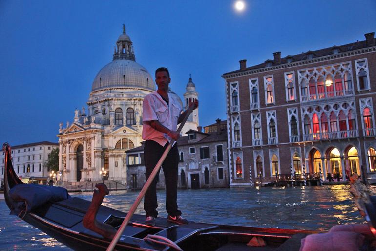 Venice Gondolier - Venice