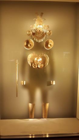 Museo de Oro , chiwawa - May 2017