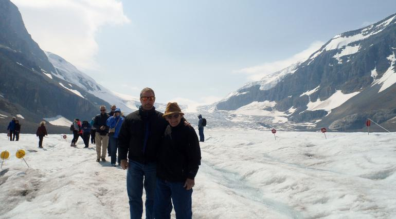 Columbia Icefield Tour including the Glacier Skywalk from Jasper photo 11