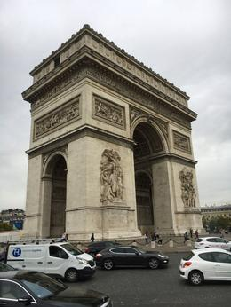 Arc de Triomphe , stweedy169 - October 2017