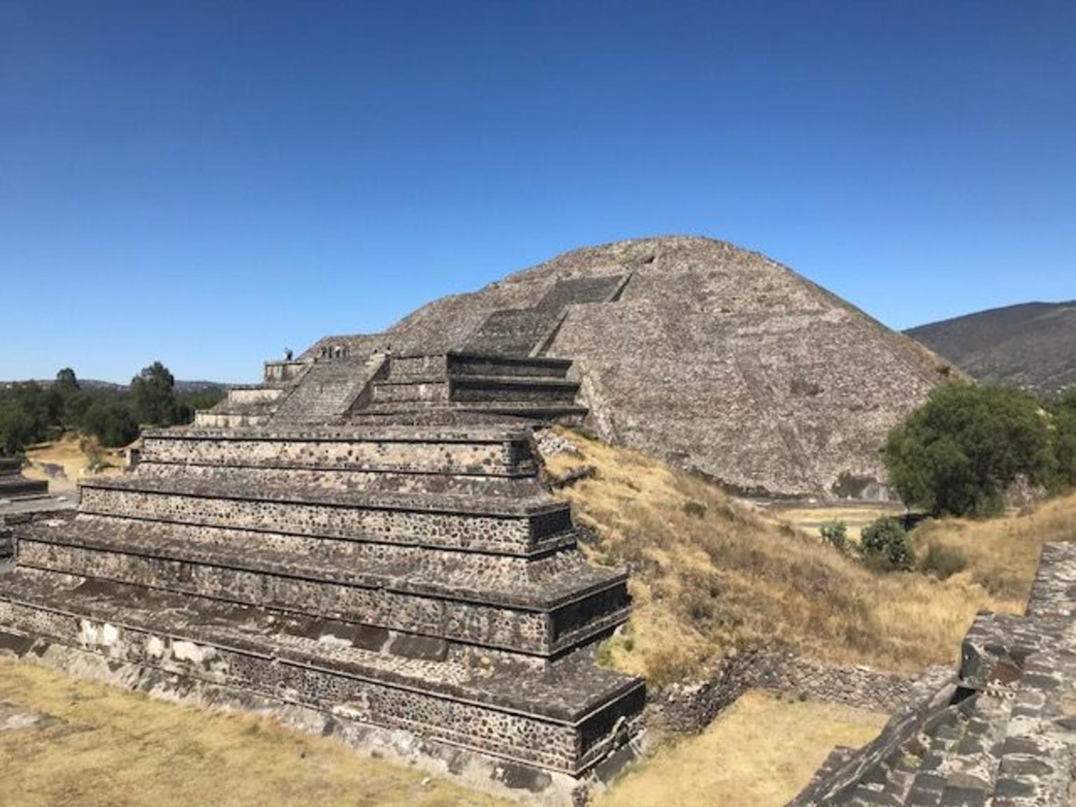 MAIS FOTOS, Excursão para grupos pequenos para as Pirâmides de Teotihuacán, saindo da Cidade do México