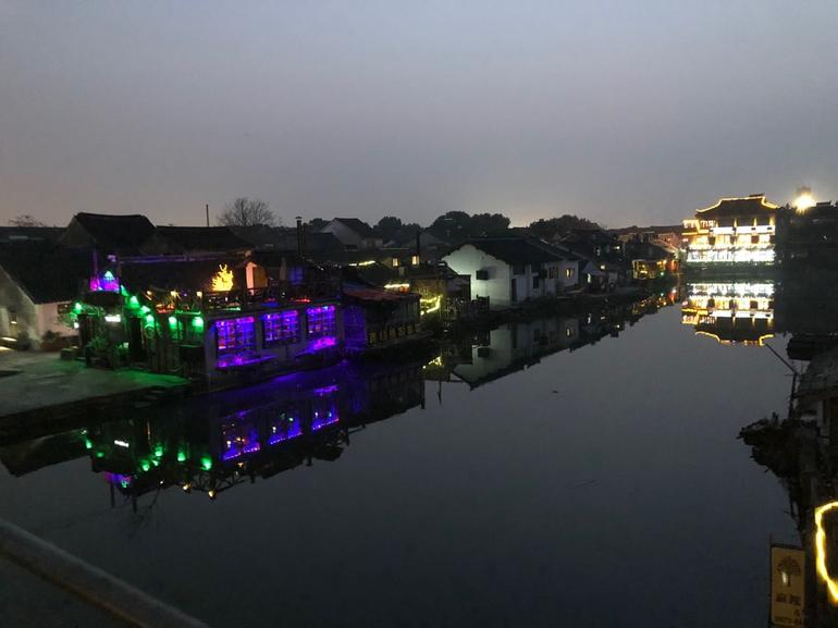 Xitang Water Village Sunset Tour with Riverside Dining Experience from Shanghai photo 38