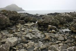 Rocks at the Giant's Causeway , Alex Barnard - April 2011