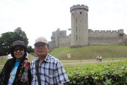 Me and my husband, Tiurmina T - July 2010
