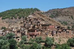 Berber village , LAUREN J - September 2013