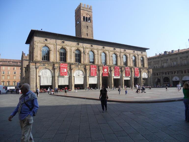 Bologna - Rome