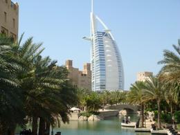 Burj Al-Arab, Dubai - August 2011