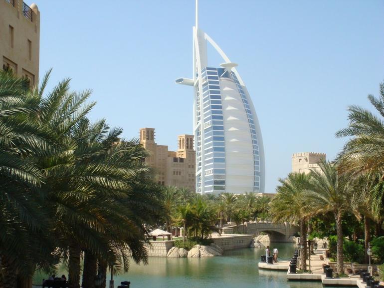 Burj Al-Arab, Dubai - Dubai