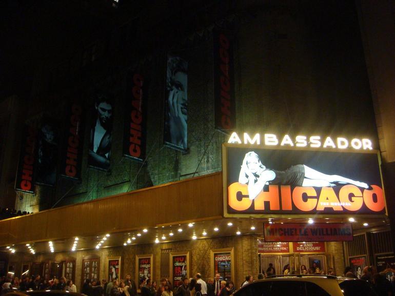 chicago - New York City