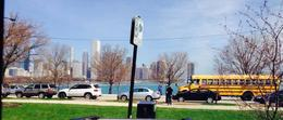 taken from the Adler's Planetarium area on the tour , Kassie D - May 2014