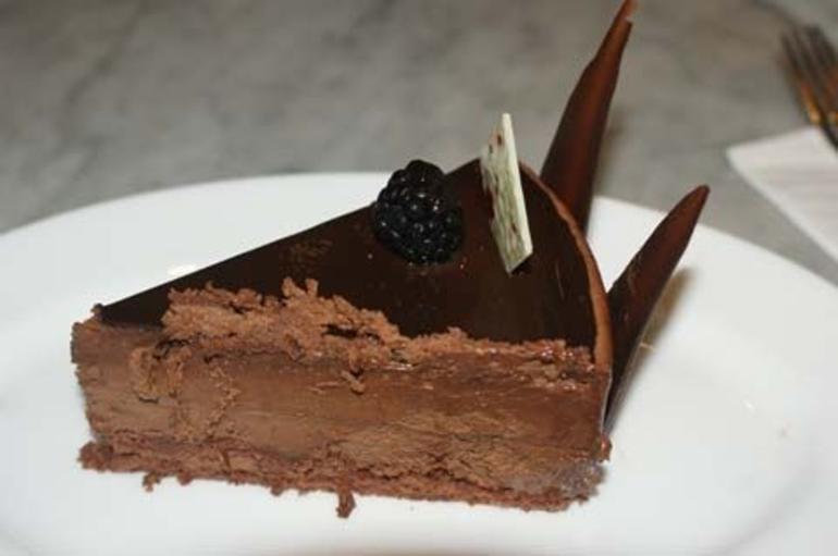Chocolate Cake - Singapore