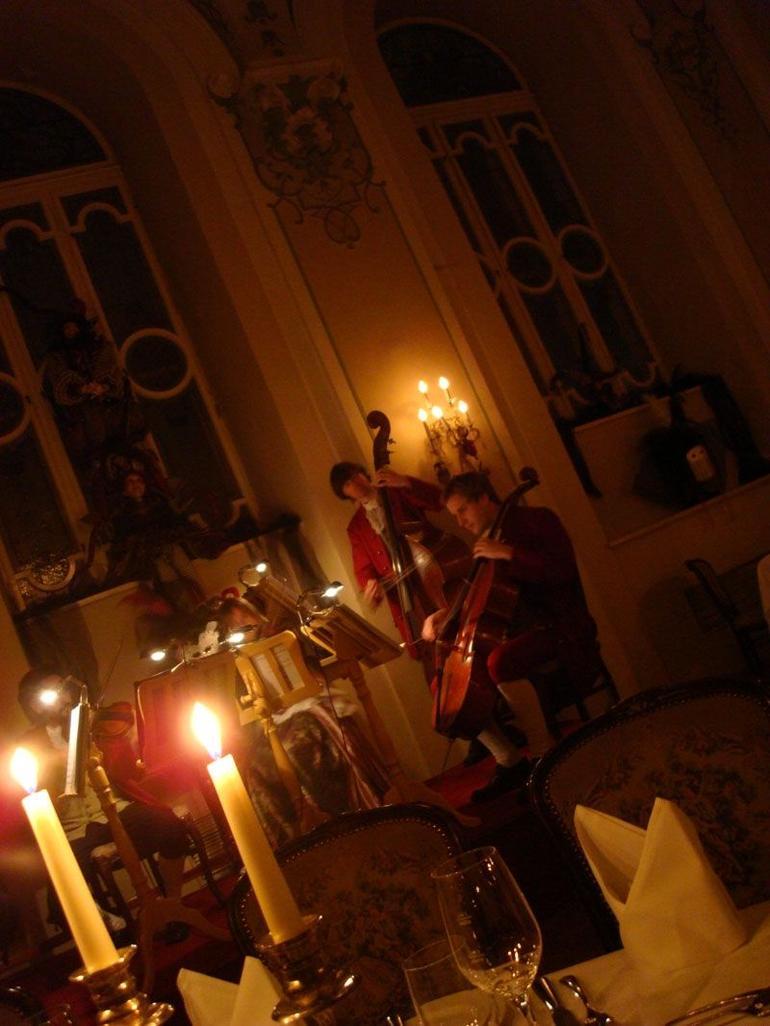 Dinner and Concert - Salzburg