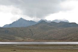 Laguna Limpiopungo 3 830 m. , izausa - December 2011