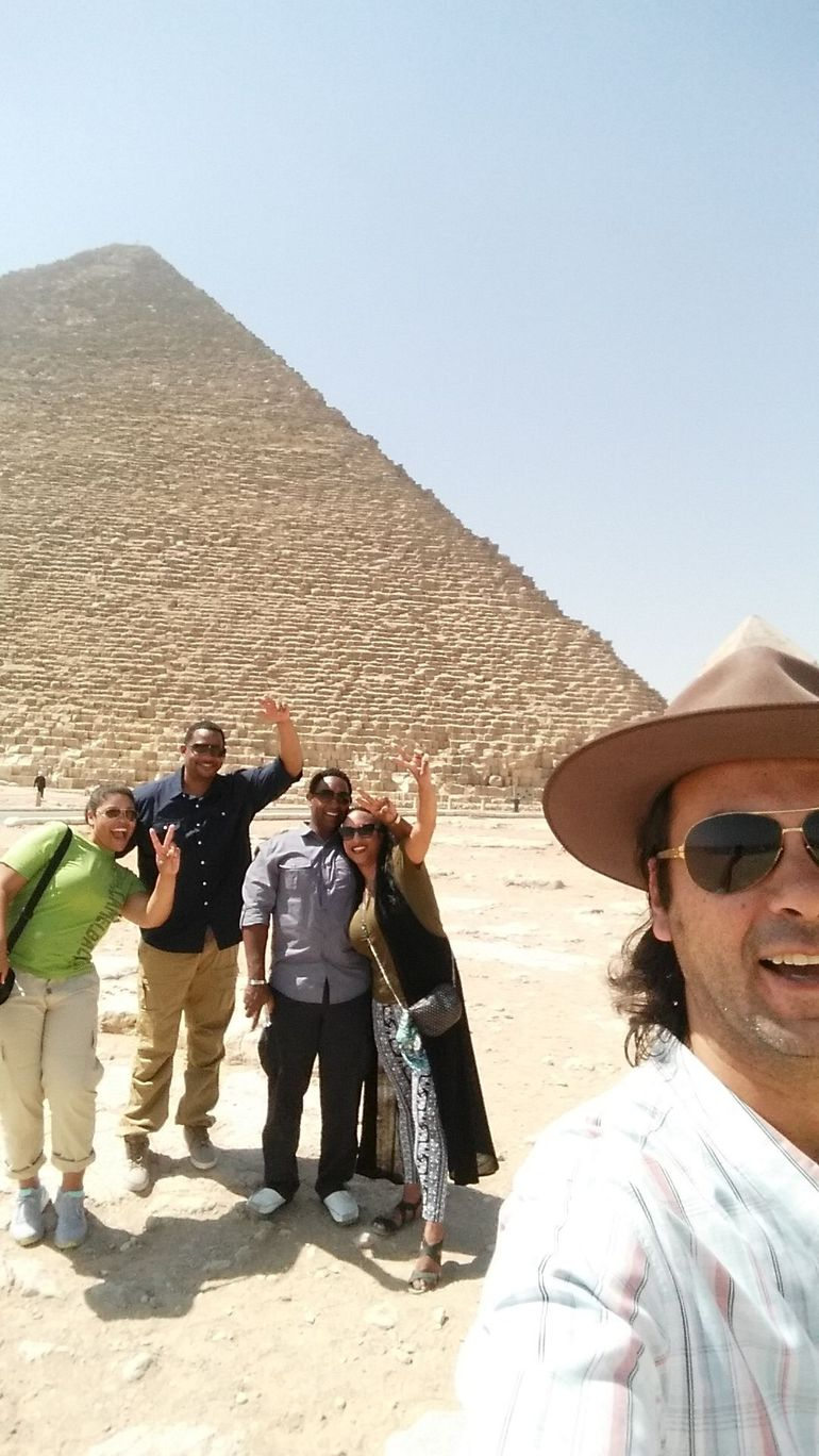 Half-Day Private tour to Pyramids of Giza and Sphinx photo 20