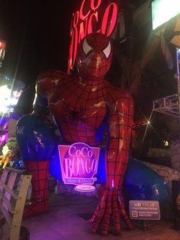 its Spider Man - October 2015