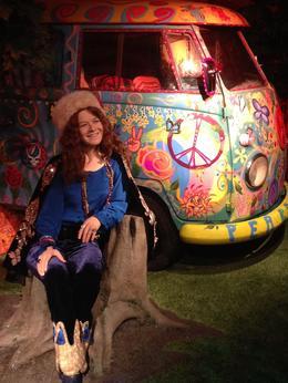 Janis Joplin, Trina Tron - July 2014