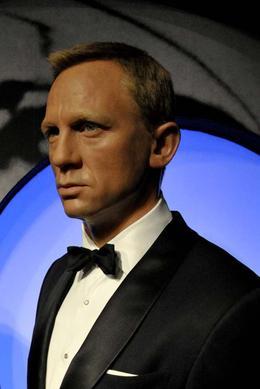 James Bond-Daniel Craig. Foto: Magnus Andersson , Magnus A - November 2013