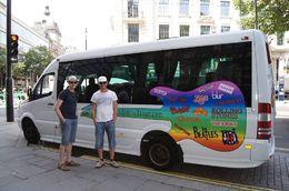 Een kleine bus is leuker en handiger dan een HoHo bus. , Dimitri P - July 2015