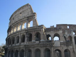 Rome Colosseum - 2012 , Troy V - March 2012