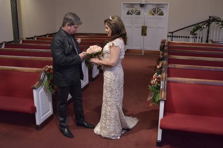 Notre Mariage A Las Vegas 2015
