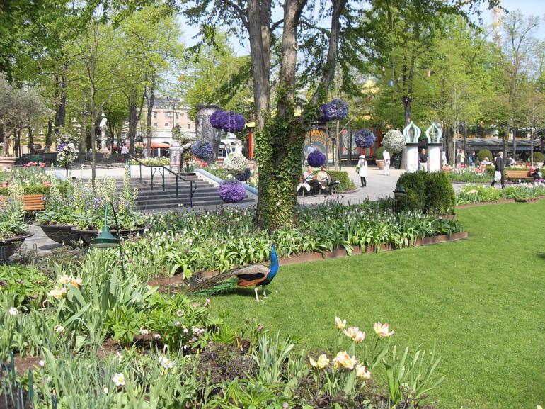 Tivoli Park - Copenhagen