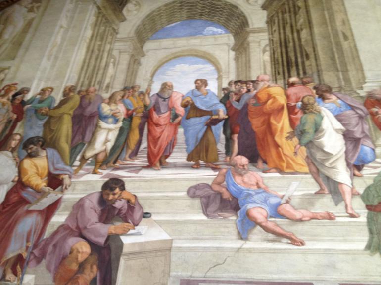 Vatican tour - Rome