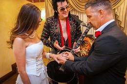 Get married by Elvis at the Graceland Wedding Chapel in Las Vegas., Viator Insider - December 2017
