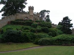 This is the original mound first built by William the Conquerer., Gloria M - July 2009