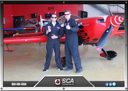 Sky Combat Ace, Las Vegas , Severino R - August 2016