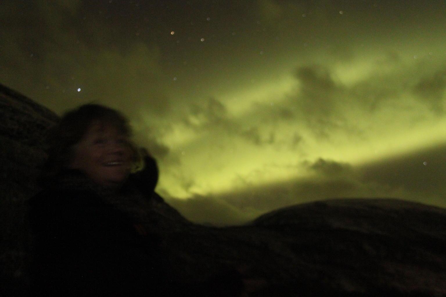 MÁS FOTOS, Excursión para grupos pequeños para la aurora boreal en Tromso
